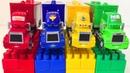 Учим Цвета Игрушки Тачки 3 Дисней Трейлеры Развивающие Мультики про Машинки для Детей