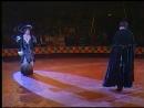 Принцесса цирка на арене цирка. 2001г
