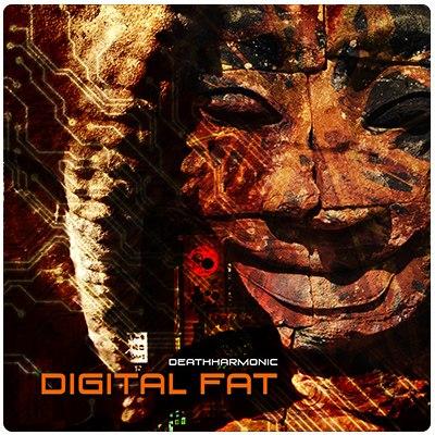 Новый альбом DEATHHARMONIC - Digital Fat (2014)