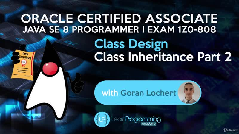 Урок 100 Class Inheritance Part 2