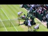 2014 Wimbledon R3 Caroline Garcia vs Ekaterina Makarova [FULL HD]