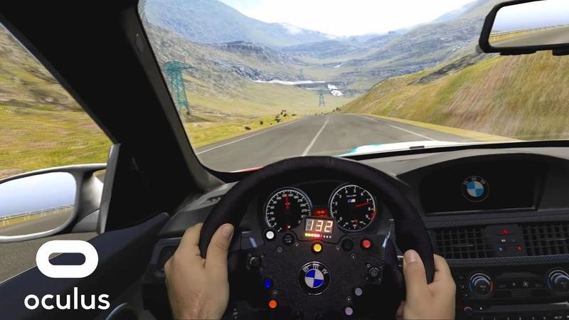 MIXED REALITY - BMW M3 E92 Sunday Drive to Transfagarasan | Assetto Corsa VR Gameplay