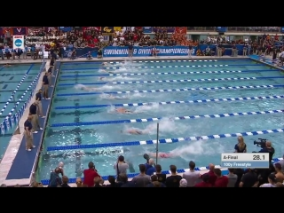 Caeleb Dressel sets an another American record with a 39.9 in the 100 freestyle _ ESPN