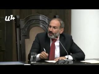 Интервью премьер-министра Армении Никола Пашиняна 20 июля 2018 года
