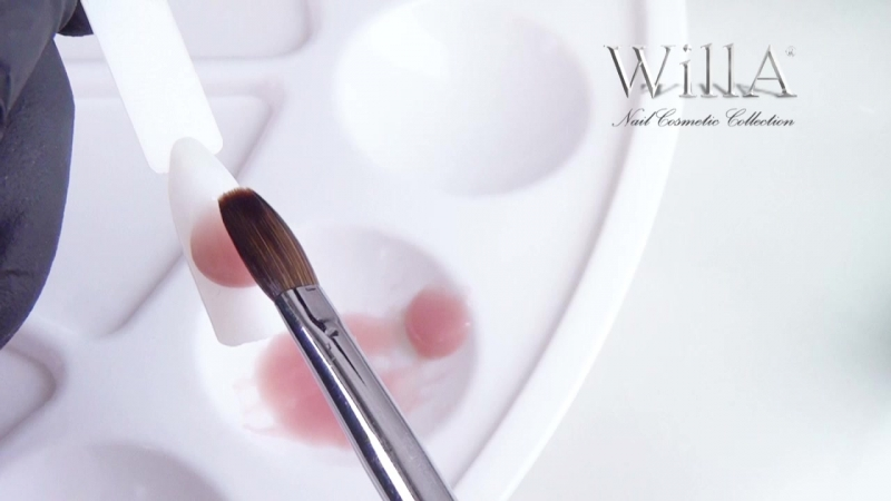WillA Lucky Drops: odorless LED/UV Acrylic System