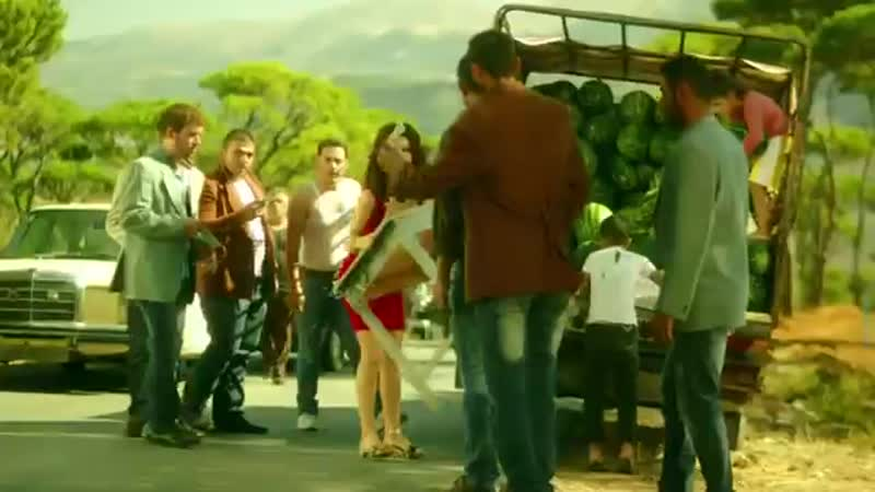 Nancy Ajram - Ma Tegi Hena - Official Video Clip -