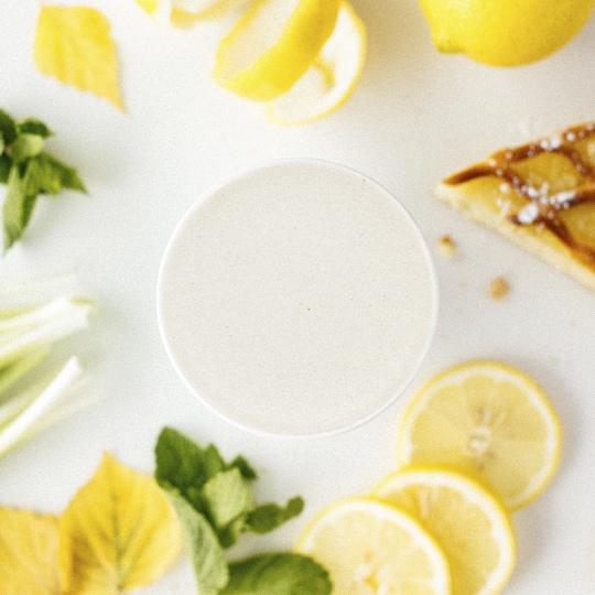 Ощути осень: Раф лимонный пирог