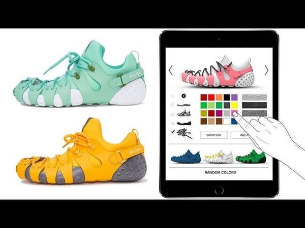 Ki ecobe collect unique shoes, choose your style