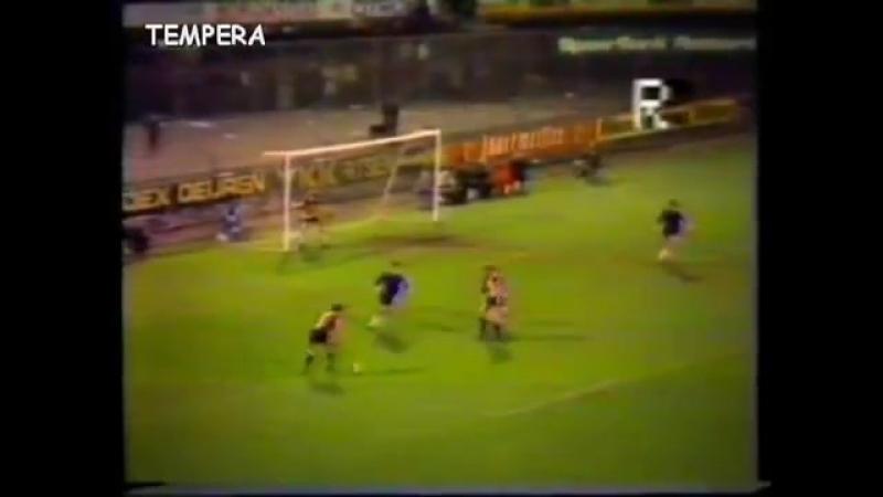 22.04.1981 КОК 1/2 финала 2 матч Фейенорд (Нидерланды) - Динамо (Тбилиси) 2:0