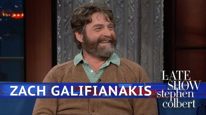 A Song To Help Remember Zach Galifianakis' Name