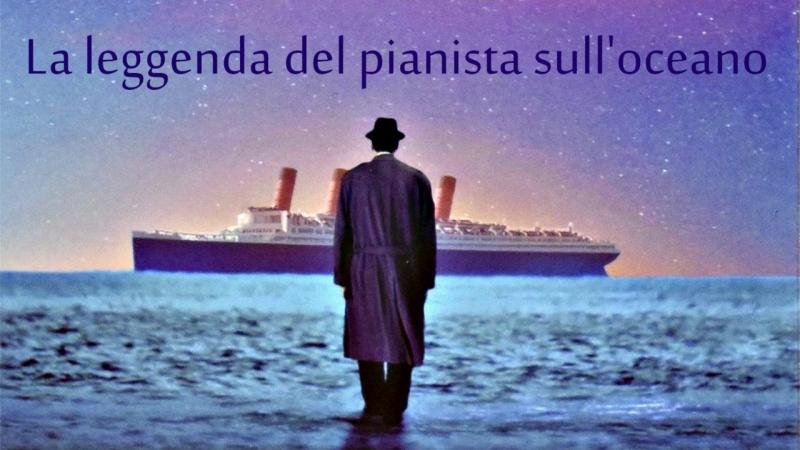 Легенда о пианисте / La leggenda del pianista sull'oceano, (1998) 1080p.