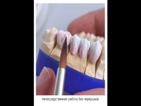 Renfert Dental technology Кисточки ceramic Ceramicus русский