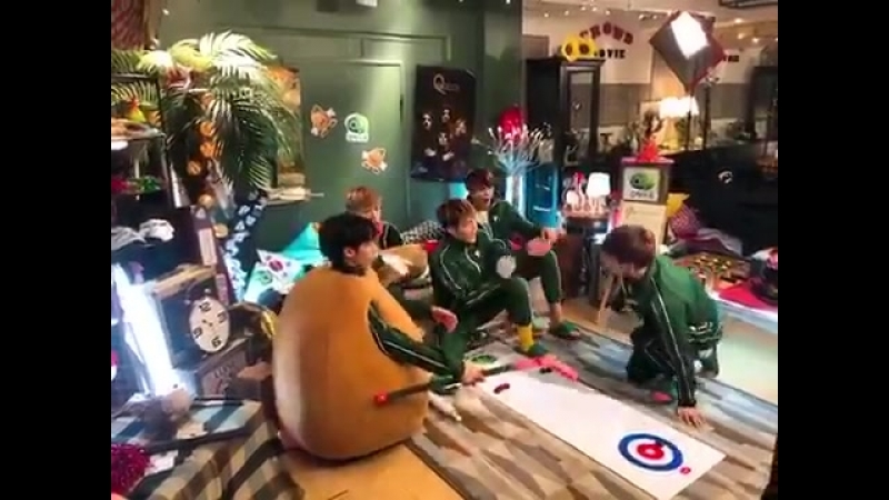 180317 NFlying Twitter @ Твиттер