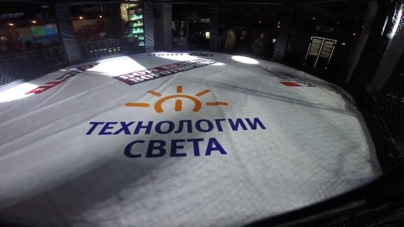 Ростов 1 тур Бои Белых Воротничков РО