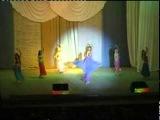Восточные танцы и песни