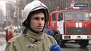 Школьники против огнеборцев: в пожарной части устроили необычное занятие для детей