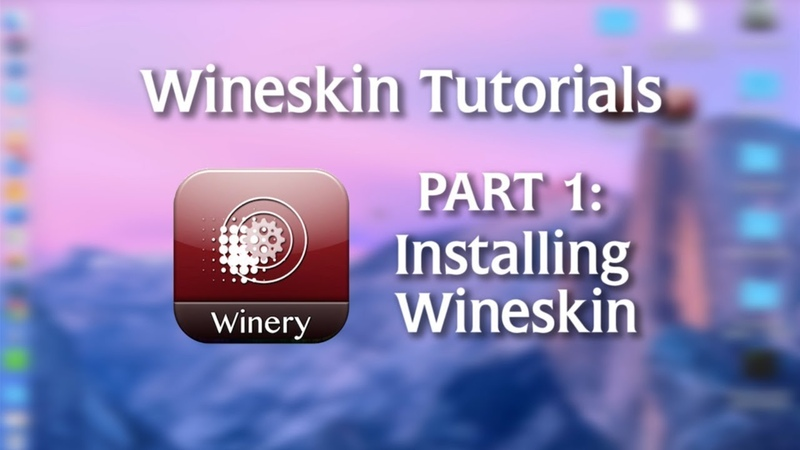 Wineskin Tutorials - Installing Wineskin | Nancy Drew Games | HeR Interactive