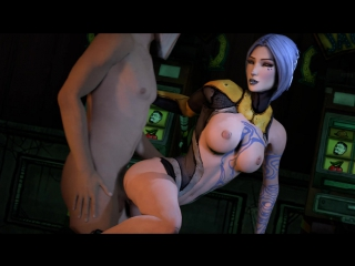 Borderlands 3d hentai are not