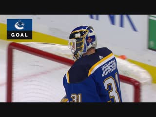 NHL 2018-2019 / RS / 09.12.2018 / Vancouver Canucks - St. Louis Blues