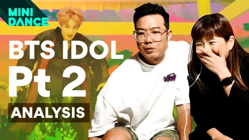 BTS IDOL Reaction Pt 2: Video Director Comments (KOR/ENG Analysis)