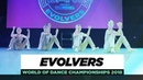 Evolvers Upper Division World of Dance Championships 2018 WODCHAMPS18