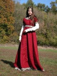 Историческое платье пошив