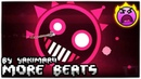 Just Shapes and Beats!   More Beats by Yakimaru   Epic Insane   Geometry Dash 2.11