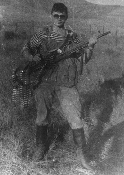 Олег Буцкий, 13 ноября 1969, Рубежное, id210401304