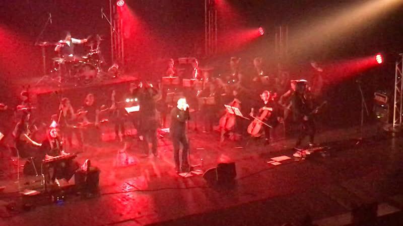Глеб Самойлов и The Matrixx с симфоническим оркестром Опиум для никого