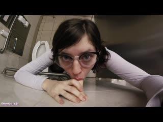 Crazy vlogger sucks cocks for subs emma choice [teen porn amateur solo all sex oral dildo anal]
