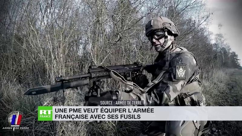 Fusil de précision de l'armée: le made in France éclipsé par l'UE ? (REPORTAGE EXCLUSIF)