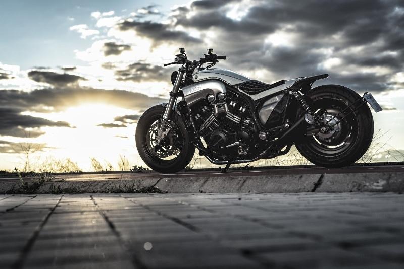 Nitro Cycles: кастом Yamaha V-Max ака W-MAX