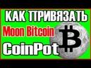 КАК ВЫВЕСТИ с Moon Bitcoin Moon Dogecoin Moon litecoin Регистрация в Coinpot привязка кошелька