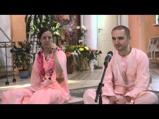Шримати Бхакти Лалита Диди - День ухода Шрилы Шридхара Махараджа