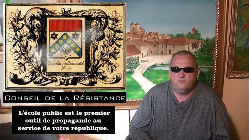 Conseil de la resistance N°2 - lécole de la république.