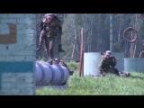 Прохождение российской командой «Тропы разведчика» конкурса «Отличники войсковой разведки» АРМИ-2017