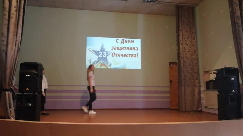 Хор девочек белочек Crazy Frog Женский концерт 2019
