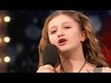 Chloe Hickinbottom - The White Cliffs of Dover (Vera Lynn) - Britain's Got Talent