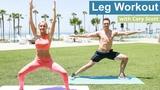 Rebecca Louise - Leg &amp Booty Tone Тренировка для ног