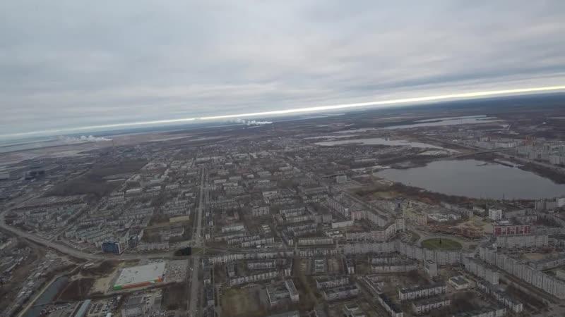Над Северодвинском