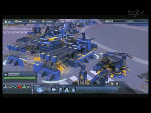 Supreme Commander 2 Обзор игры
