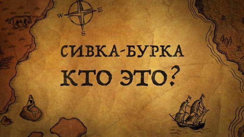 СИВКА БУРКА: КТО ЭТО?