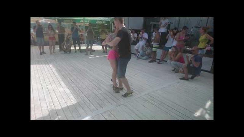Kizomba musicality workshop at UCRÂNIA DANÇA KIZOMBA FESTIVAL