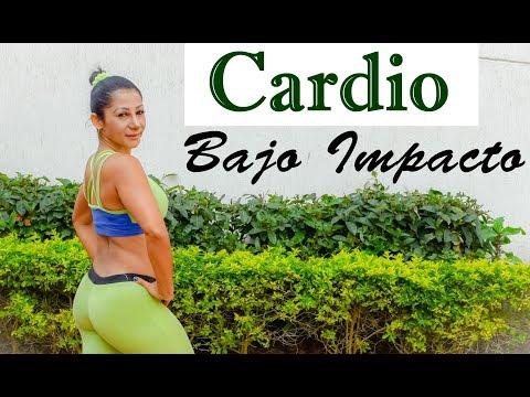 Cardio bajo impacto para adelgazar| baja intensidad |Rutina 624 |Dey Palencia Reyes |CARDIO ABDOMEN