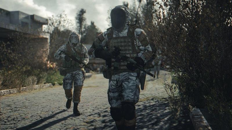 Прохождение игры S.T.A.L.K.E.R. - Call of Chernobyl 1.4.22 v.5.04 спец операция