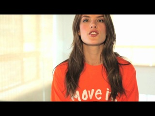Alessandra Ambrosio - World MS Day - National MS Society