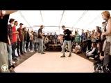 | Awesome Battle | 31.08.13 | Hip-Hop Pro | Big Man vs Falsh |