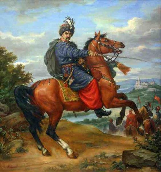 ИВАН БОГУН (около 1618–1664) Винницкий и брацлавский полковник.