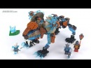 LEGO Chima 70143 Sir Fangar's Saber-Tooth Walker review! Summer 2014