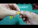 107 Tutorial Tiny Rose for ring earring brooch Mawar mungil untuk cincin anting bros